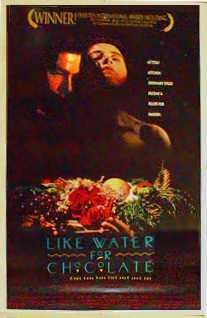 Movie Review: Like Water For Chocolate